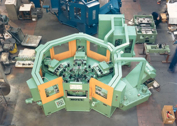 Rotary transfer machine 5